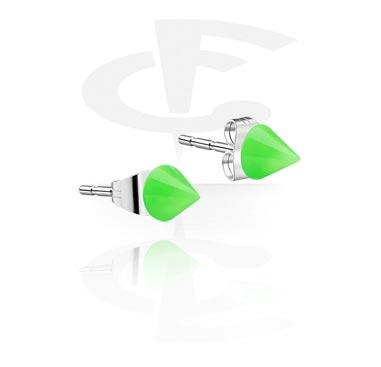 Neon-Örhängen