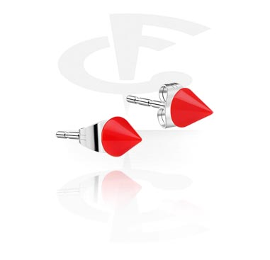 Earrings, Studs & Shields, Ear Studs, Acrylic