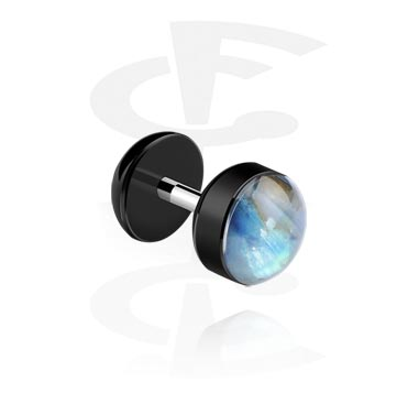 Faux Piercings, Faux plug, Acryl