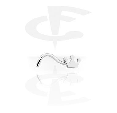 Nose Jewelry & Septums, Nose Stud, Surgical Steel 316L