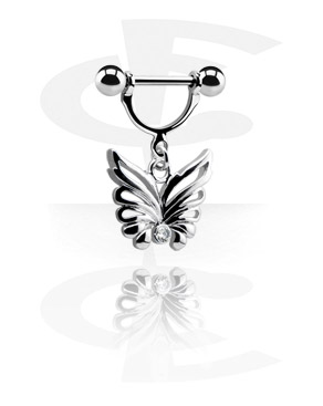 Nipple Shield with Charm