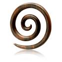 Accessoires pour étirer, Spirale, Bois