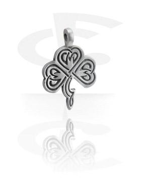 Pendentifs, Pendentif avec Celtic Design, Étain