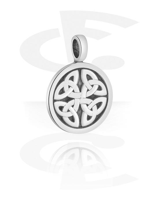 Přívěsky, Pendant s Celtic Design, Cín
