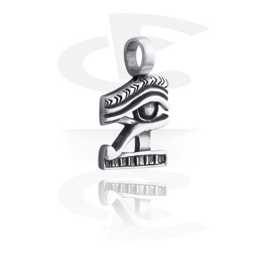 "Riipukset, Pendant ""Eye of Ra"", Pewter"