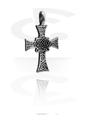 "Privjesci, Pendant ""Cross"", Pewter"