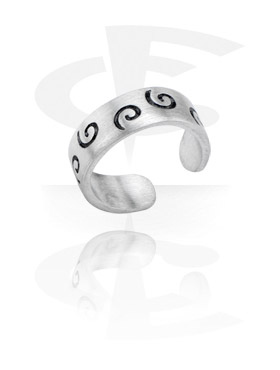 Bagues d'Orteil, Toe Ring, Pewter