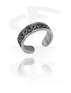 Varvassormukset, Toe Ring, Pewter