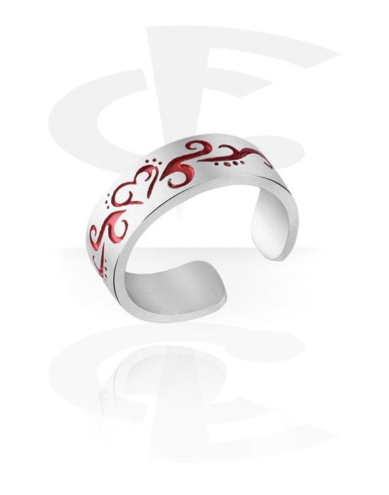 Kroužky na prsty u nohou, Toe Ring, Pewter
