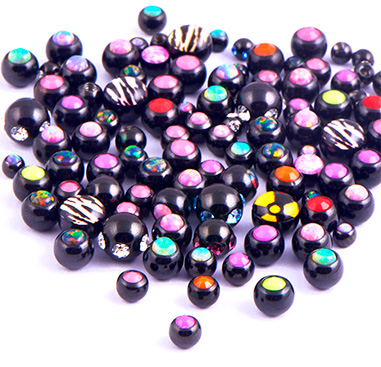Super Sale Bundle Black Attachments for 1.6mm Pins