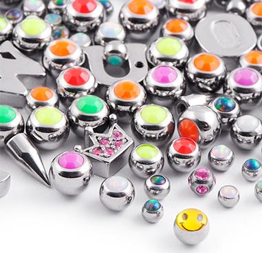 Super Sale Bundles, Super Sale Bundle Attachments for 1.2mm Pins, Surgical Steel 316L
