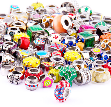 Super Sale Bundles, Super Sale Bundle Beads for Bead Bracelets, Surgical Steel 316L