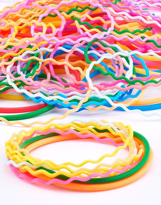 Super akční balíčky, Super Sale Bundle Bracelets, Silikon