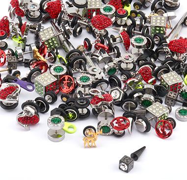 Super Sale Packs, Super sale bundle falsos piercings
