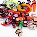 Super Lots Avantageux, Super Sale Bundle Fake Piercings, Acrylique
