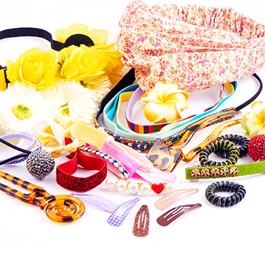 Wholesale Pack with Hair Accessories