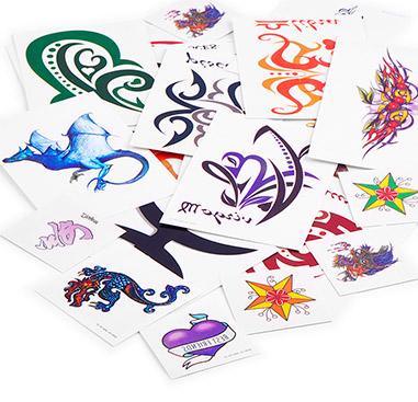 Super Sale Packs, Super sale bundle tatuajes falsos