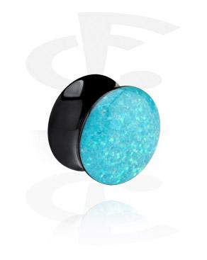 Glitterline Flared Plugg
