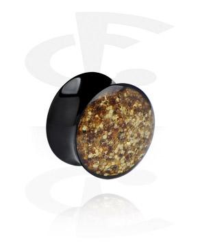 Glitterline Flared Plug