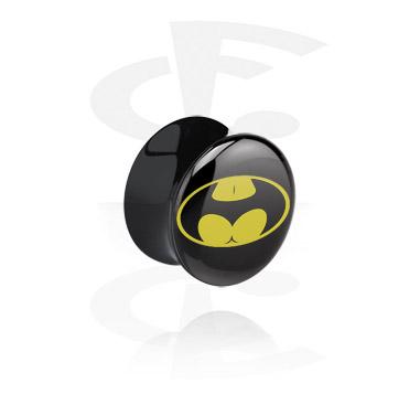 Black Flared Plug (Buttman)