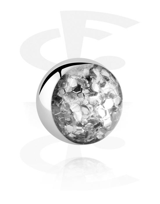 Kuličky, kolíčky a další, Ball, Chirurgická ocel 316L
