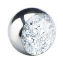Kuličky a náhradní koncovky, Glitterline Ball, Surgical Steel 316L