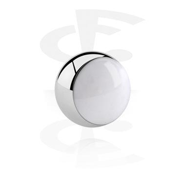Pallot ja koristeet, Emali-pallo, Surgical Steel 316L