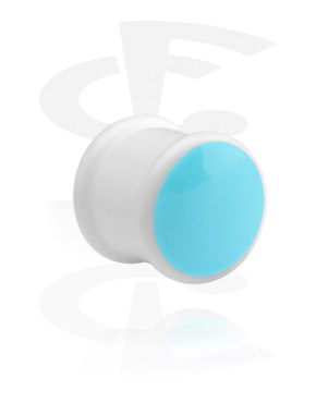 Witte Enamel Plug