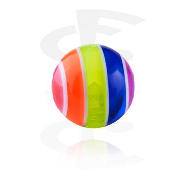 Ballen & Accessoires, Pop Layer Ball, Acryl