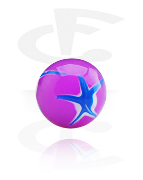 Painted Neon Ball
