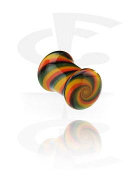 Tunnelit & plugit, Pyrex-plugi, Pyrex Glass