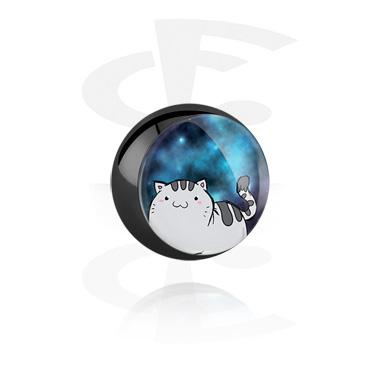 Black Picture Ball