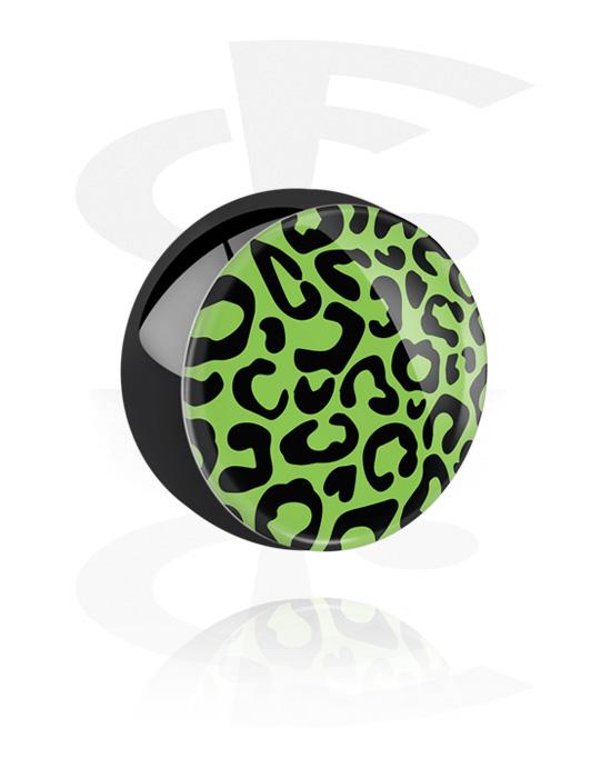 Kuličky, kolíčky a další, Black Picture Ball, Chirurgická ocel 316L