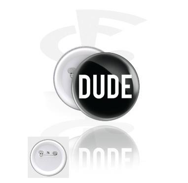 Badge à épingle
