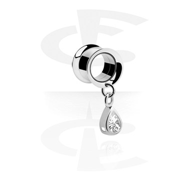 Tunnel with Pendant<br/>[Surgical Steel 316L]