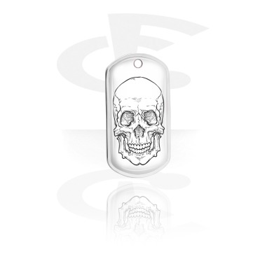 Dog Tags, Dog Tag, Aluminium
