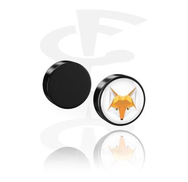 Magnetischer Fake Plug