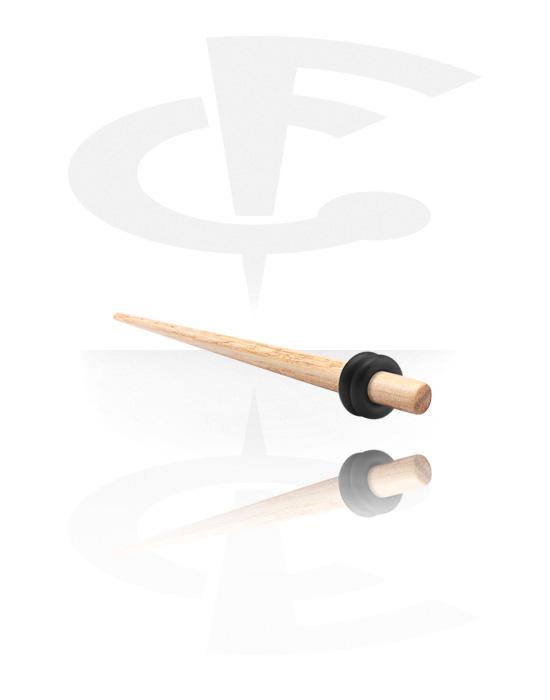 Roztahovací nástroje, Expander, Dřevo