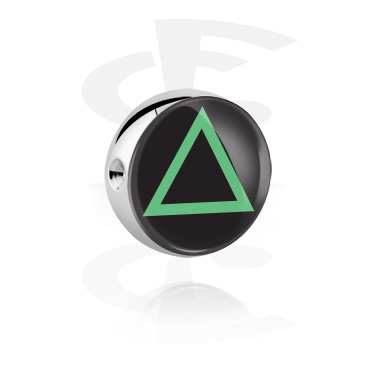Picture Ball for Ball Closure Rings