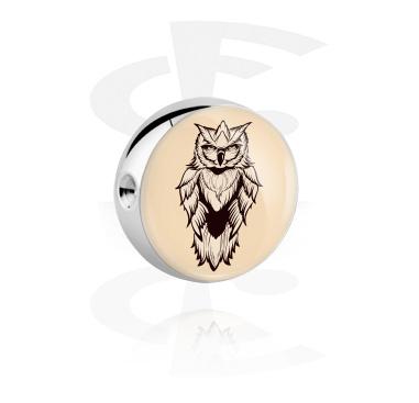 Шарик для кольца с застежкой- шариком