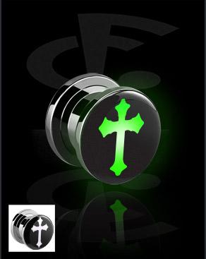 LED Plug with Cross Motive