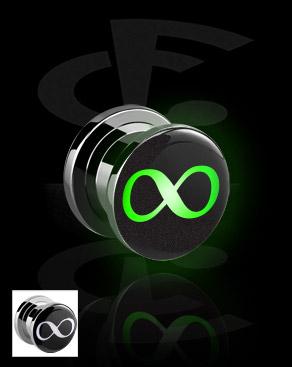 """LED-plugi, """"Infinity"""""""
