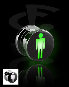 LED Plug with Motive