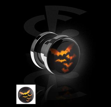 LED plug avec motif