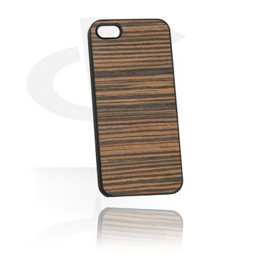 Mobile Case z Wooden Inlay