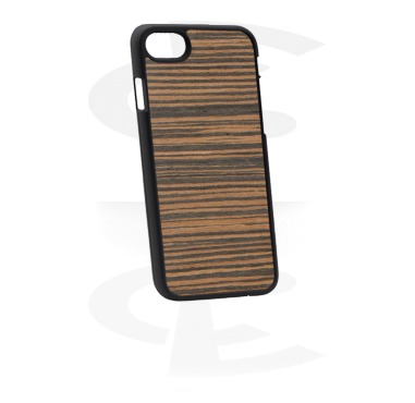 Чехол для телефона c вставкой из дерева