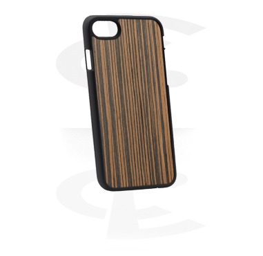 Mobile Case kanssa Wooden Inlay