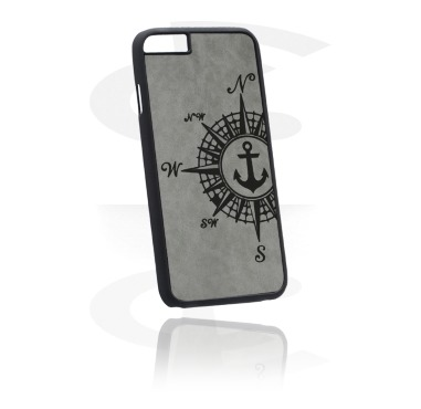 Mobile Case avec Leather Inlay