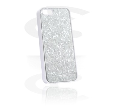 Mobile Case with Mother of Pearl Inlay
