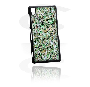 Mobile Case avec Mother of Pearl Inlay